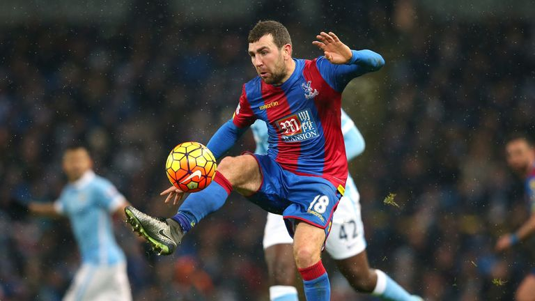 James McArthur had initially been thought to be out for the rest of the season