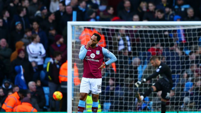 February is supposed to be Aston Villa's strongest month...