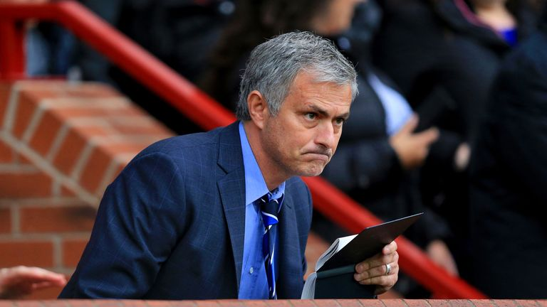 Widespread reports have linked Jose Mourinho with United