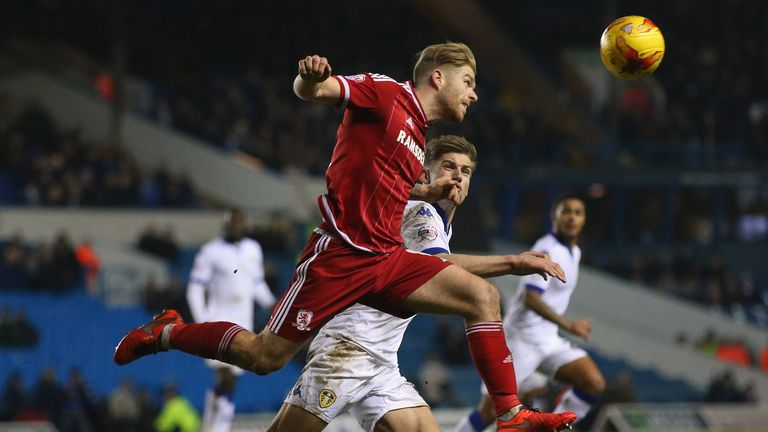 Adam Clayton: Misses out again for Middlesbrough
