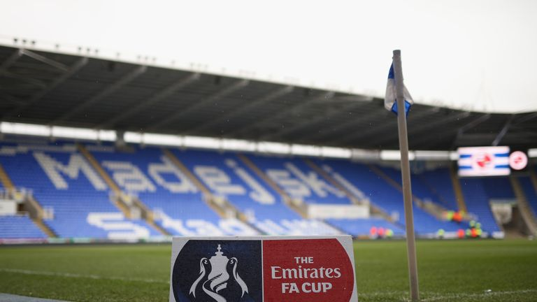 Reading ran out 3-1 winners in the FA Cup fifth round against West Brom