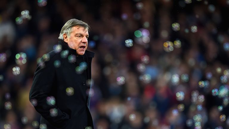 Former West Ham boss Sam Allardyce is set to return to Upton Park with his Sunderland side