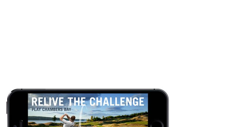 Play realistic versions of world-famous courses in the World Golf Tour game