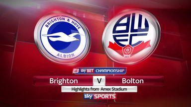 Brighton 3-2 Bolton