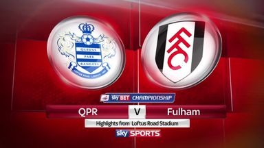 QPR 1-3 Fulham