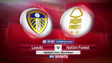 Leeds 0-1 Nottingham Forest
