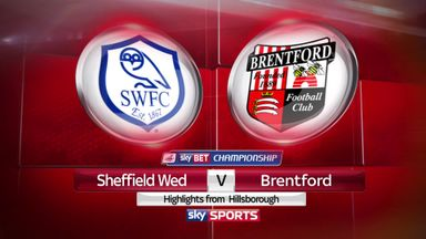 Sheffield Wednesday 4-0 Brentford
