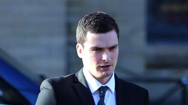 Adam Johnson has been sacked by Sunderland