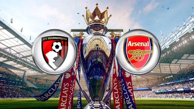 Bournemouth host Arsenal on Sunday lunchtime aiming to increase the pressure on Arsene Wenger's side