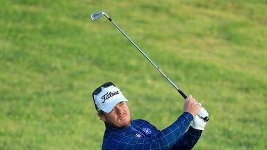 2015 Tshwane Open winner George Coetzee is hoping for a second victory in a row at his home course