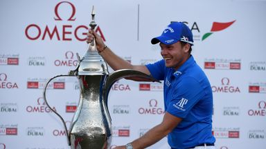 Victory is Danny Willett's fourth European Tour title