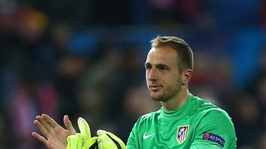 Jan Oblak has penned an extension with Atletico