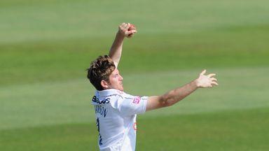 Hampshire's Dawson impressed Trevor Bayliss in practice in the UAE