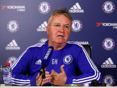 Guus Hiddink: Says 'culture' won't allow possession-based football