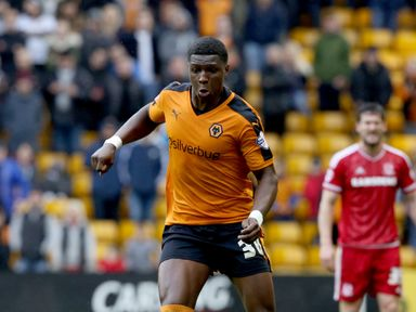Kortney Hause, pictured, has extended his stay with Wolves