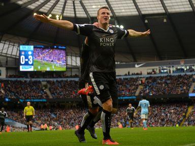Robert Huth:  Celebrates scoring his second goal on Saturday