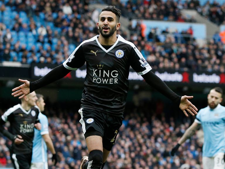 Riyad Mahrez has reportedly agreed on a move to Arsenal
