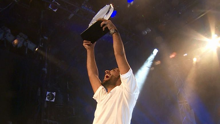 Abdulaziz Alshehri is the defending FIWC champion after his triumph in Munich