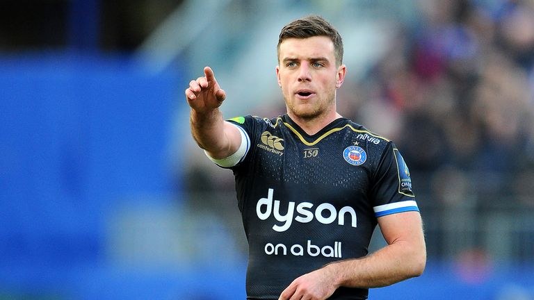 Bath's George Ford  will go head-to-head with Gloucester's James Hook