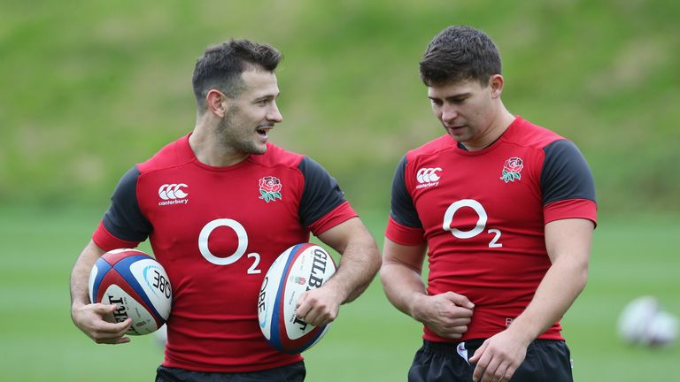 Ben Youngs' knee ligament injury handed Care a chance to start on the occasion of his record breaking Test