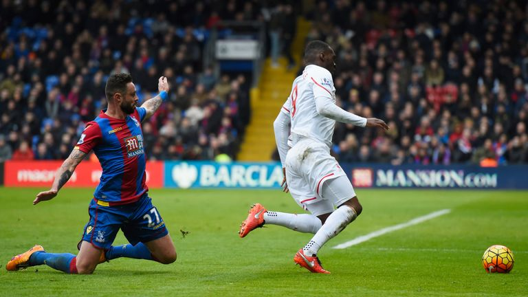 Delaney's challenge on Benteke was the hot topic post-match