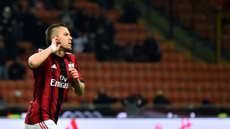 Menez was forced to undergo an operation to correct a back problem