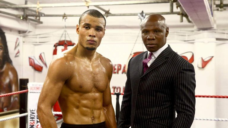Chris Eubank Jr and his father have got it wrong, says James DeGale