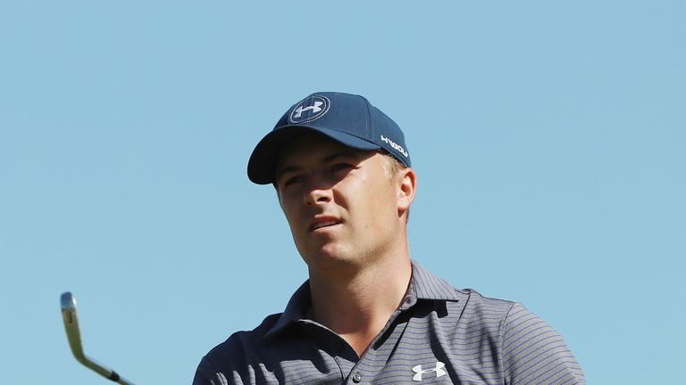 Spieth could only make the last 16 at the WGC-Dell Match Play in Texas last week and tees up in the Houston Open on Thursday