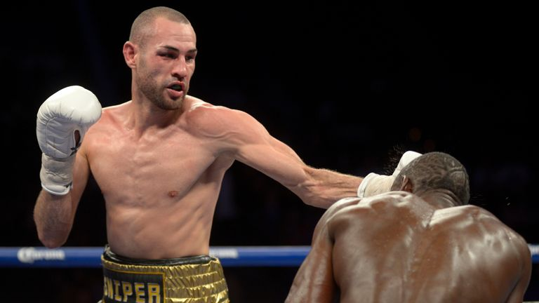 Jose Pedraza (left) defended his title via a split decision in his last bout