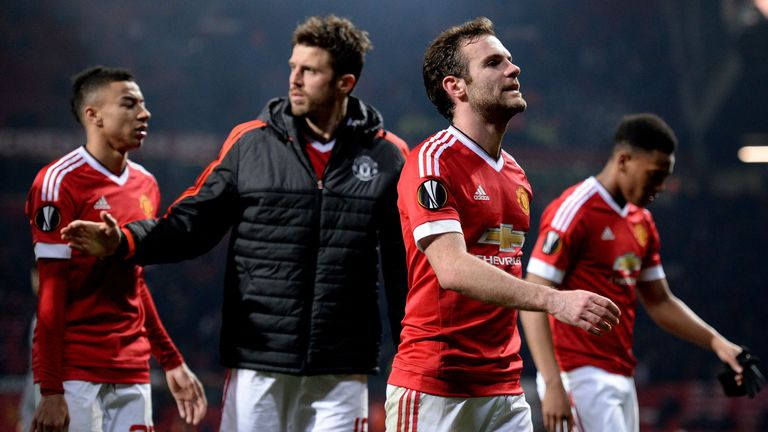 Louis van Gaal admits Manchester United have unachieved this season