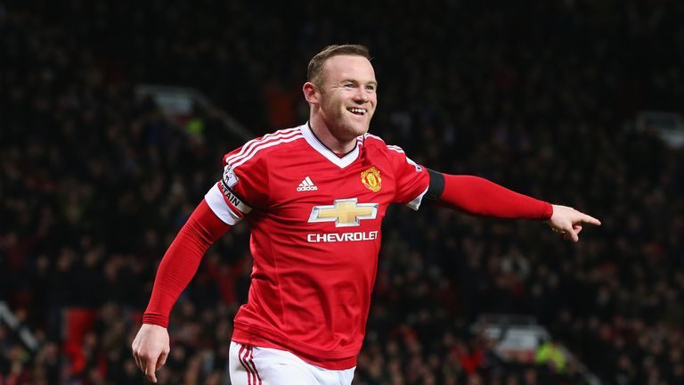 Rooney has been out of action since February
