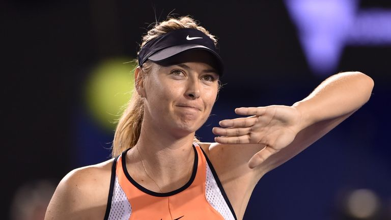 The ITF has denied knowing Maria Sharapova was using meldonium prior to her positive test for the substance last year