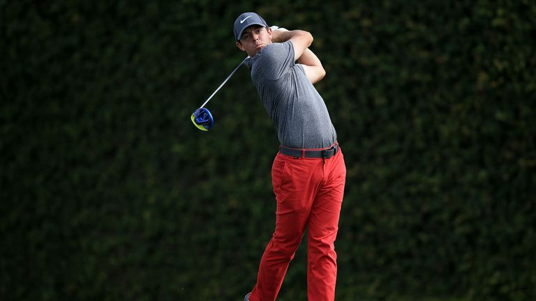 Rory McIlroy closed with a seven-under 65 at Bay Hill