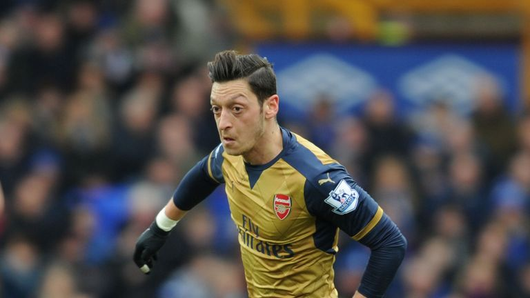 Mesut Ozil provided 19 assists for Arsenal last season