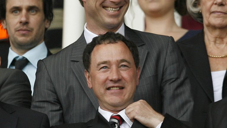 The ambition of Middlesbrough chairman Steve Gibson was a big factor in Monk's decision to join the club