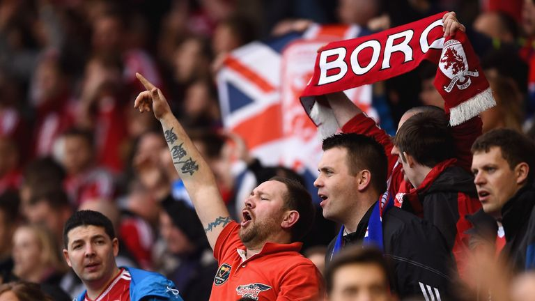 Middlesbrough fans are looking forward to the 2015/16 season in the Premier League