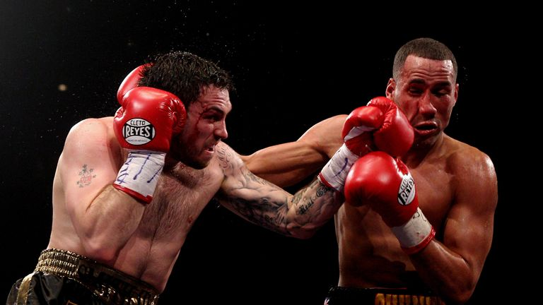DeGale beat Smith's older brother Paul in 2010 but was taken the distance by Mohoumadi