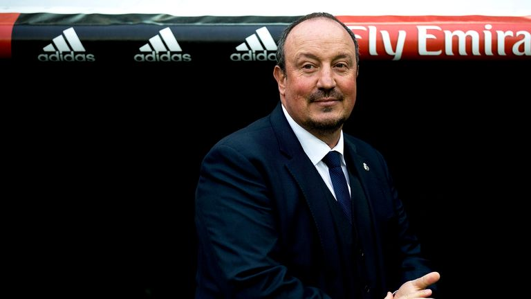 Newcastle are closing in on the appointment of Rafa Benitez