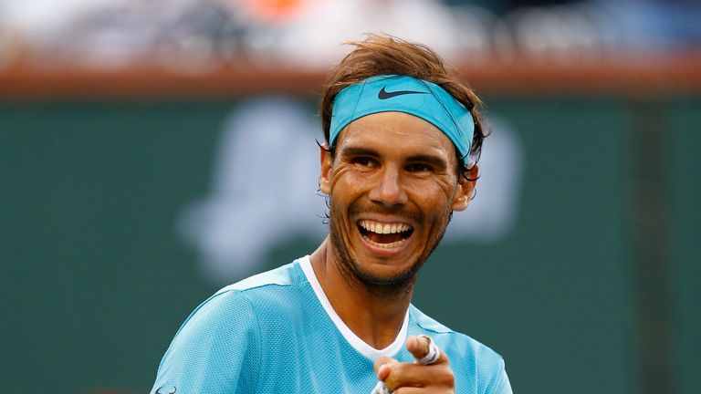 players rafael nadal overview