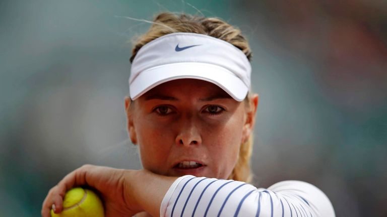 Maria Sharapova confirmed for Birmingham Classic field