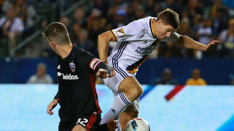 Steven Gerrard is one of MLS's top earners - but Kaka leads the way