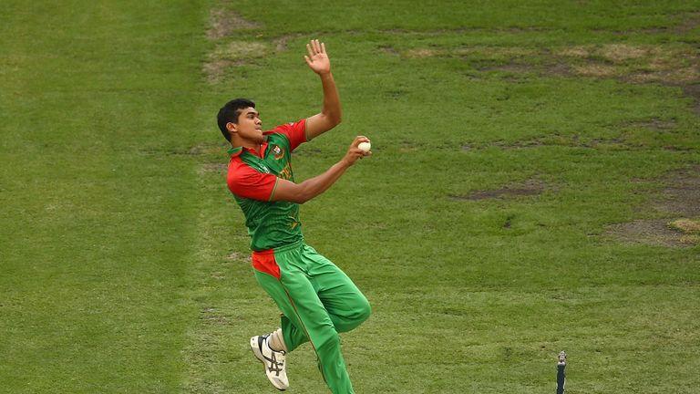 Bangladesh lose bowlers Arafat Sunny and Taskin Ahmed Cricket News