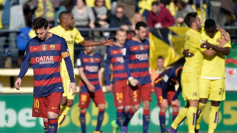 Villarreal 2 2 barcelona match report highlights - Villarreal fc league table ...