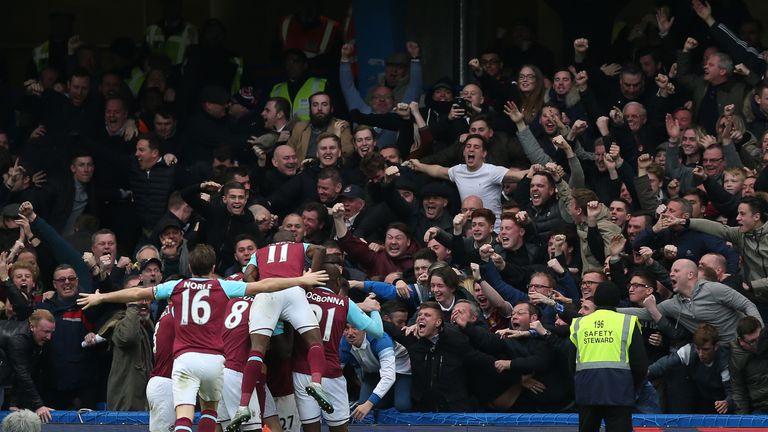 Image result for West Ham - Chelsea