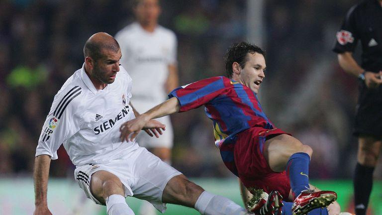 real madrid vs barcelona head to head