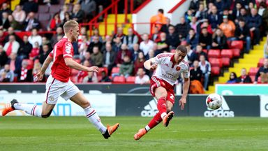 Sheffield United have rejected a second bid from Birmingham City for Che Adams (right)
