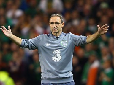Martin O'Neill: Stressing the importance of set plays