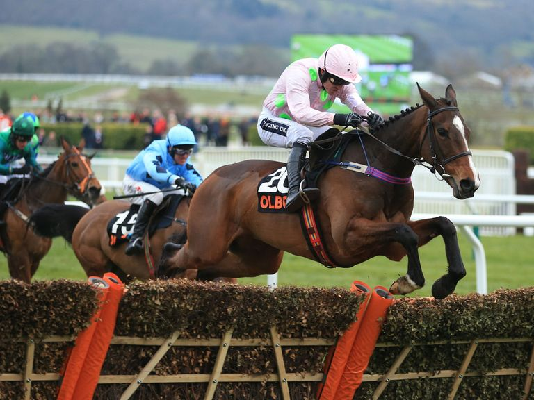 Vroum Vroum Mag: Could she be the one for the Ryanair Chase?