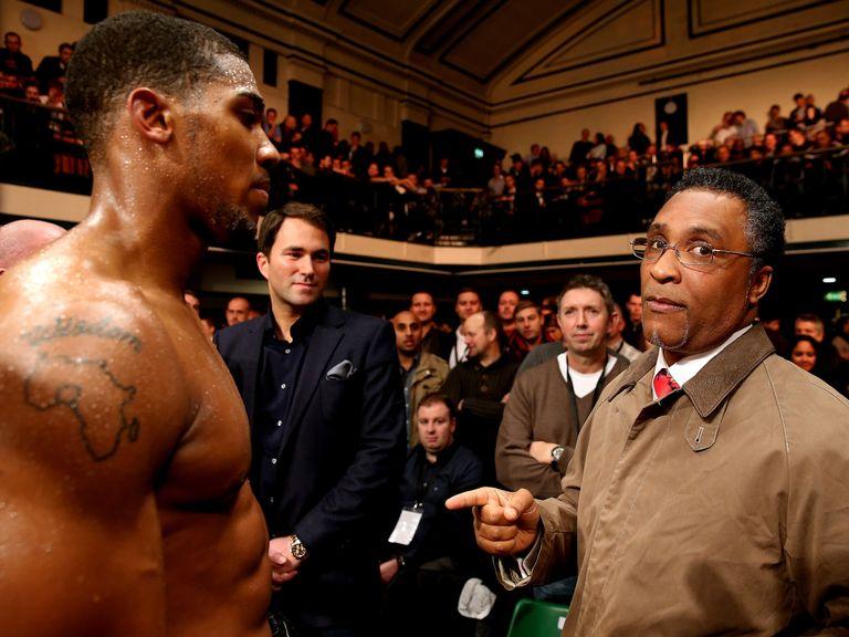 Former boxer Michael Watson shaken by suspected car-jacking