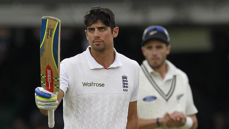 Alastair Cook, 162 v New Zealand, Lord's, 2015